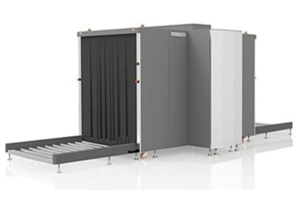 X-Ray Baggage Scanner Brau160180