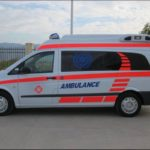 Mercedes Benz Vito 119 Ambulance