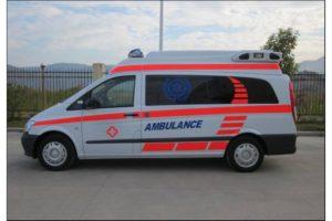 Mercedes Benz Vito 119 Ambulance