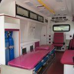 Toyota Hiace Ambulance Inside