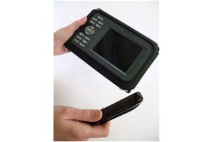 Compact Veterinary Ultrasound Braun