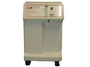 Crystal 5-8-1 Oxygen Concentrator Single Flow Braun