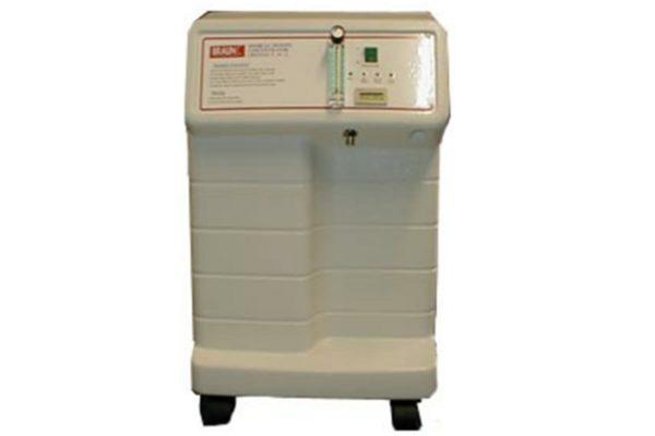 Crystal 5-8-1 Oxygen Concentrator Single Flow Braun
