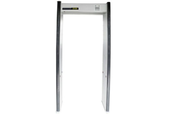 MDS9050 Walkthrough Metal Detector Braun