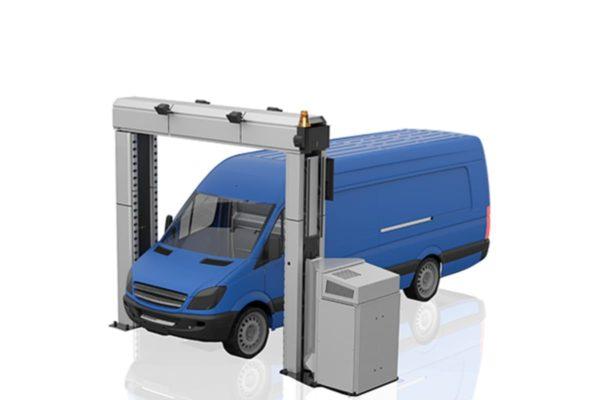Braun iScan Vehicle Scanner