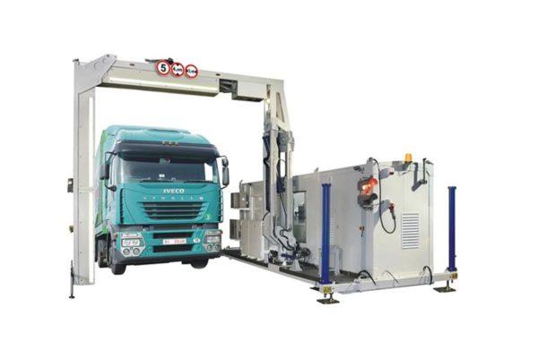 Drive Through Mobile Cargo Scanner