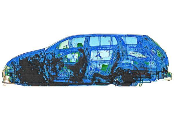 iScan Vehicle Scanner Braun