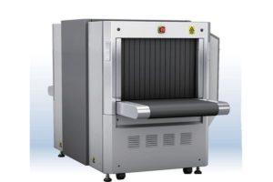 Multi-Energy Baggage Scanner