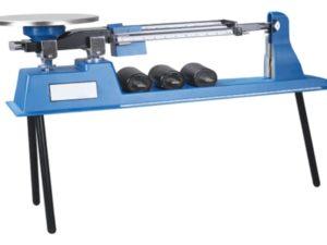 Triple Beam Mechanical Balance Braun