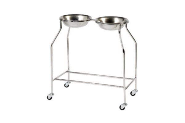 Bowl Stand - Double