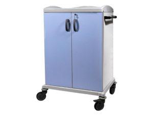 Clean Linen Cabinet - Lockable