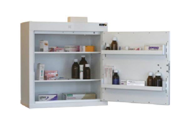 Controlled Drug Cupboard