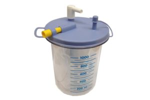 Disposable Suction Range Jars and Liners