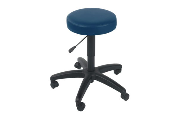 Gas Lift Stool with 5 Castor Base