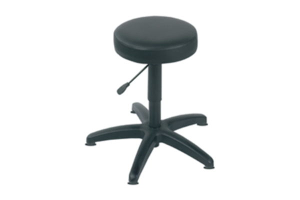 Gas Lift Stool with 5 Glides