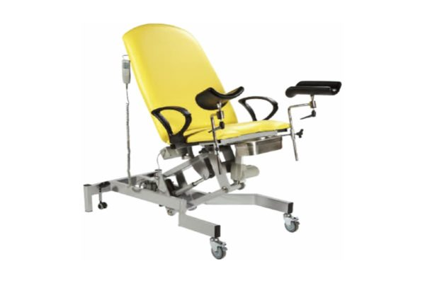 Gynaecology Couch - Electric 2 Section