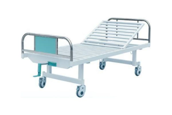 Hospital Bed - One Manual Crank
