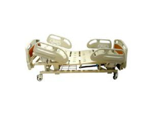 Hospital Bed - Three Manual Cranks