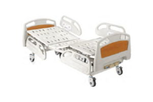 Hospital Bed - Two Manual Cranks