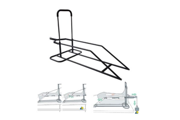Leg Frame with Single Pulley