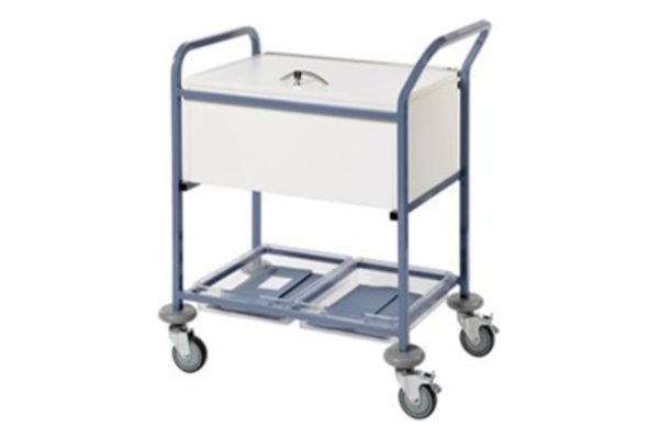 Medical Notes and Transfer Trolley 2