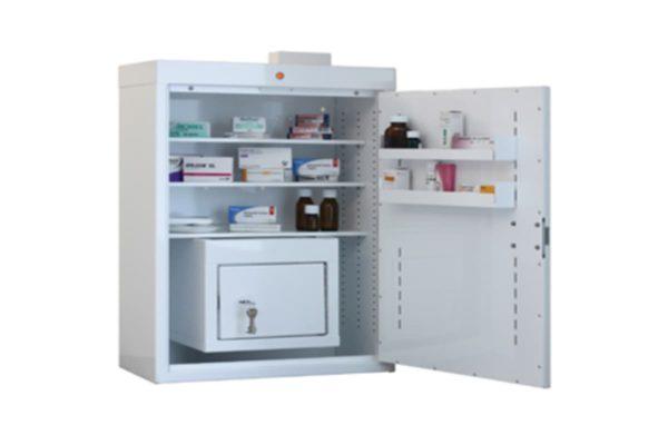 Medicine Cabinet with DDA Inner Cabinet