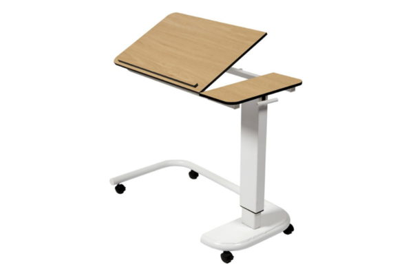 Overbed Table with Tilting Top