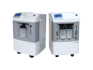 Oxygen Concentrators - Crystal 0-10Lpm Models