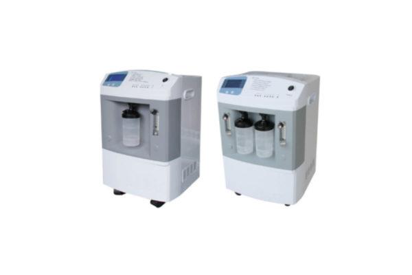 Oxygen Concentrators - Crystal 0-8Lpm Models