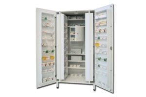 Pharmacy Cabinet with Dangerous Drug Cabinet