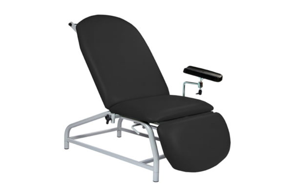 Phlebotomy Chair with Adjustable Feet