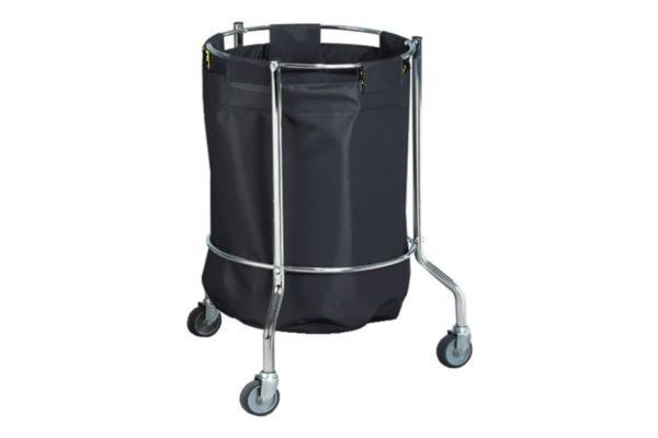 Soiled Linen Trolley - Single Bag