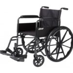 Standard Adult Folding Wheelchair