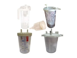 Suction Accessories - Jars, Filters and Tubing