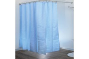 Wall Mounted Curtain Cubicle