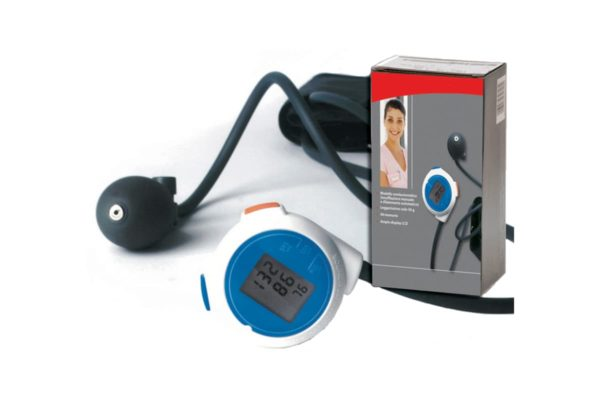 Digital Aneroid Sphygmomanometer - Portable