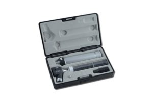 Diagnostic Set - 3.5V Fibre Optic, Halogen, Otoscope, Ophthalmoscope and ENT Sets