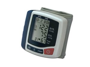 Digital Blood Pressure Monitor - Automatic Wrist