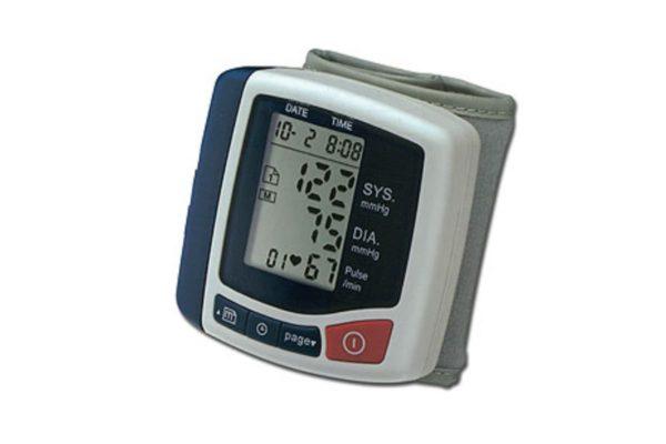 Digital Blood Pressure Monitor - Automatic Wrist