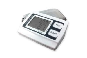 Digital Blood Pressure Monitor - Smart Automatic