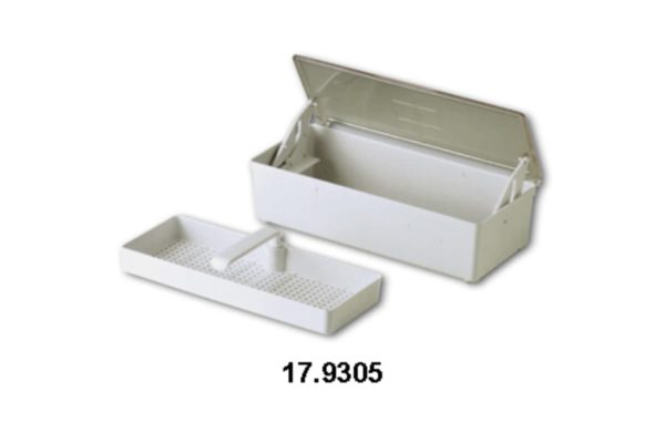 Cold Sterilisation Box
