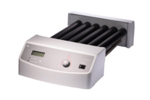 LCD Digital Tube Roller - Variable Speed 6 Rollers