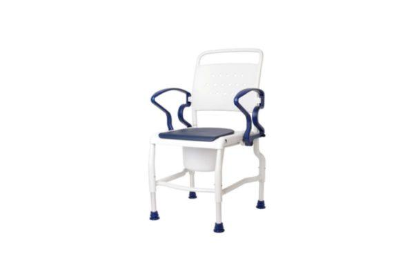 Commode - Ergonomic Backrest