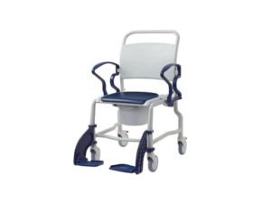 Commode - Mobile Erganomic Backrest