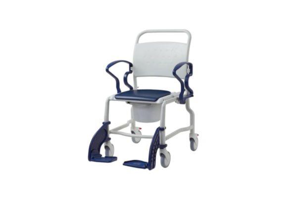 Commode - Mobile Erganomic Backrest