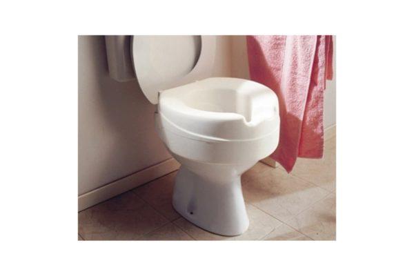 Toilet Seat - Soft Raised