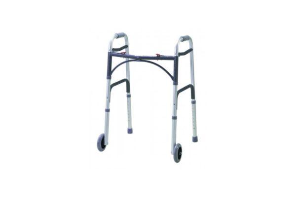 Wheeled Walker - Folding