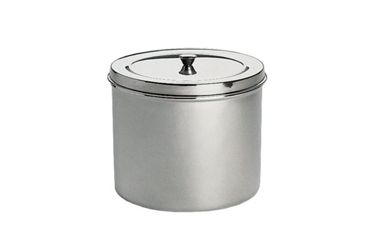 Dressing Jar - With Lid 100 x 100mm