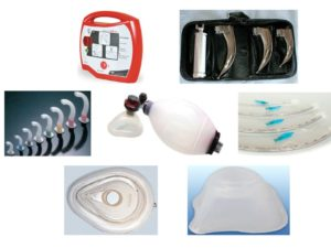 Accessory Kit for Emergency Trolley