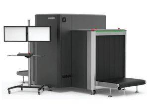 BRAU100100DV - X-Ray Baggage Scanner